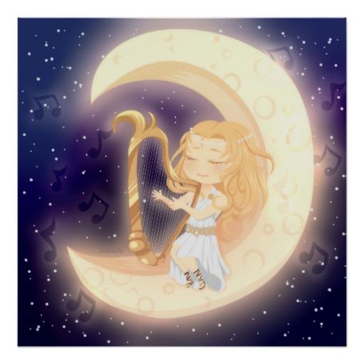 A Harpa Mágica