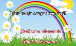 Mensagens De Bom Final De Semana Mensagens Angels
