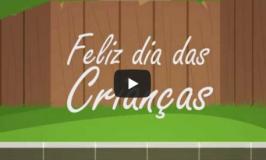 Mensagem de Feliz Dia das Crianças