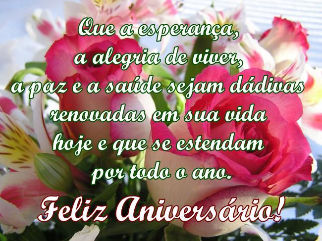 Feliz Aniversário Tia Que A Paz O Amor E A Alegria: Mensagens Angels