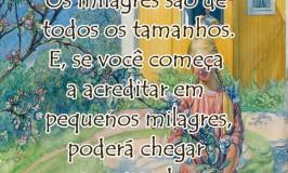 Acreditar em milagres
