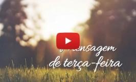 Vídeo com Mensagem para Terça-feira
