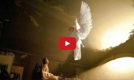 Um Anjo veio me falar