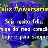 Mensagem de aniversário para amiga do coração