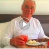 Marcelo Rezende fala pela primeira vez após internação