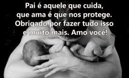 Pai é aquele que cuida